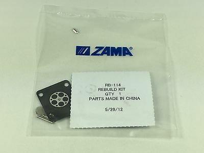GENUINE Zama Full RB-114 Rebuild Kit RB114