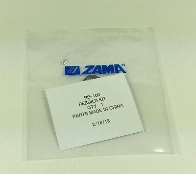 GENUINE Zama Full RB-100 Rebuild Kit RB100