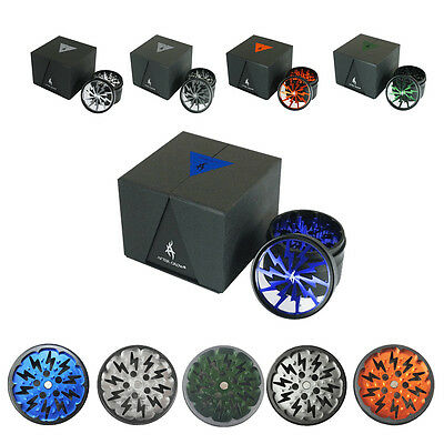 Thorinder By After Grow Professional Grinder - 62mm - Clear Top -Various Colours