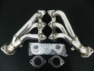 Holden Commodore Ve V6 3.6 Ltr Alloytec Stainless Steel Extractors  - Headers