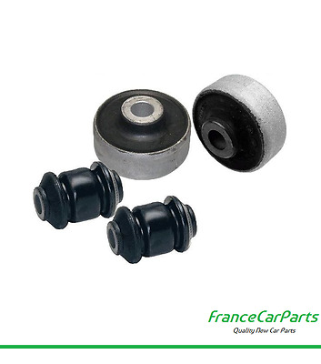 Set of 4 Front Control Arm Bushings Kit for Seat Leon 1.8T, Cupra R, (1M1)