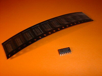 10x UC3845D PWM-Controller SMD-IC SO-14