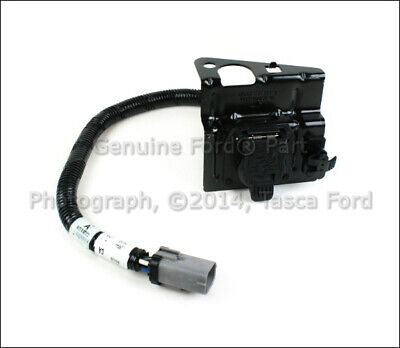 new oem pin trailer tow bar wiring sleeve f f f f oem trailer hitch 4 7 pin wiring harness 1999 2001 ford f250 f350 f450