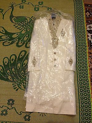 Asian Groom Shirwani Size 40