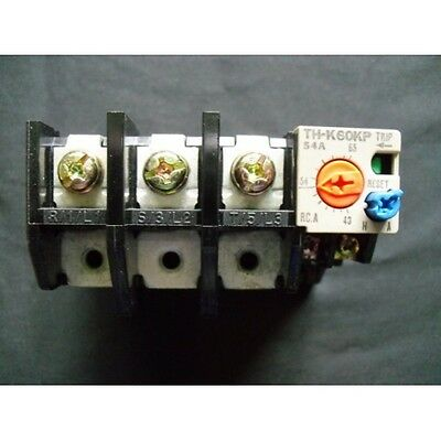 Overload Relay THK60KP54A Mitsubishi 43-65A TH-K60KP-54A