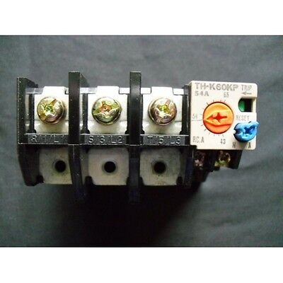 Overload Relay THK60KP54A Mitsubishi TH-K60KP-54A