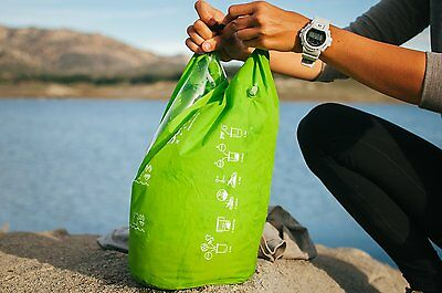 The Scrubba Wash Bag - Pocket Size Washing Machine for Camping & Backpacking
