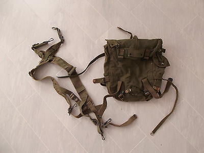 (REG.) M-1945 WWII PACK Field CARGO Original !! TOP Zustand