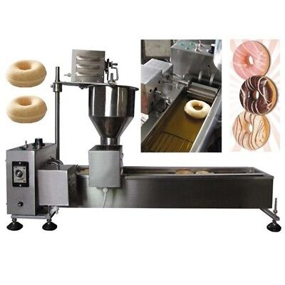 1 mold Commercial donut fryer/maker Automatic donut making machine,CE approved