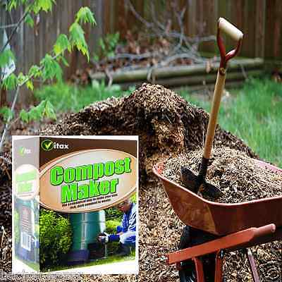 Vitax 2.5Kg Compost Maker Plant Garden Growing Compost Accelerator Home Garden