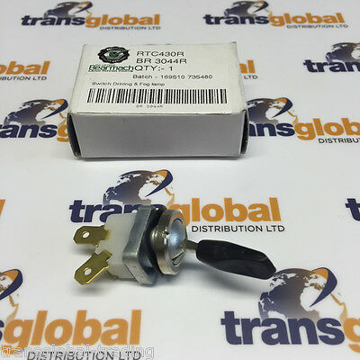 FOG LAMP TOGGLE SWITCH RTC430 LAND ROVER SERIES 2 2A 3 1967 ONW