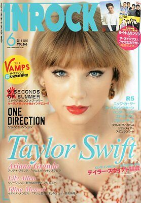 New Inrock 2014 June Taylor Swift