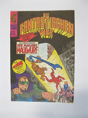 Fantastische Vier Nr.  28   Marvel Williams im Zustand (1-2)  56708