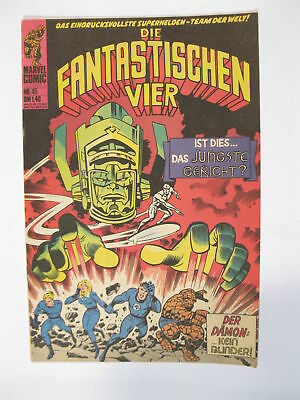 Fantastische Vier Nr.  45   Marvel Williams im Zustand (1-2 oS)  56645