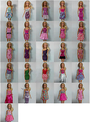 Original Barbie Dress Clothes Party Gown Casual wears Jumpsuit - Barbie Choose C