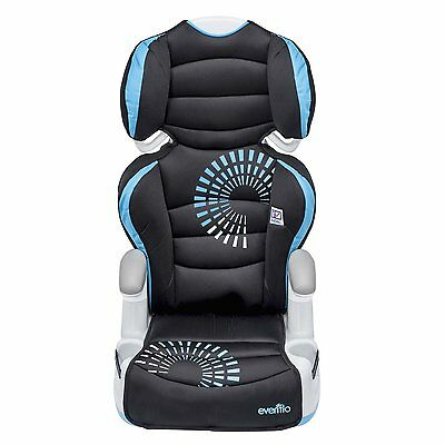 Evenflo Big Kid AMP Booster Car Seat, Sprocket, New, Free Shipping