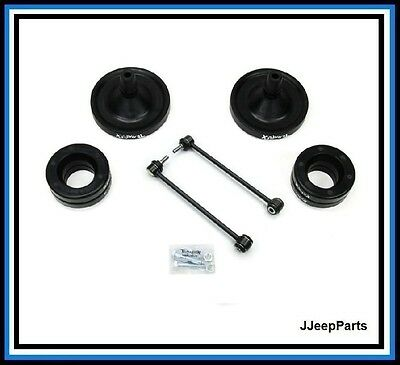 "1155200 Teraflex Suspensions 2"" Leveling Lift Kit Jeep 07-16 JK Wrangler"