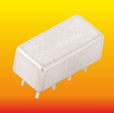 POS-1000 W MINI-CIRCUITS VOLTAGE CONTROLLED OSCILLATOR 500 TO 1000 MHz