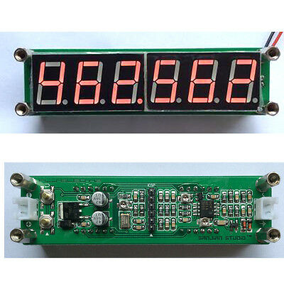 1MHz ~ 1000MHz RF Singal Frequency Counter Tester Meter Digital LED Ham Radio R