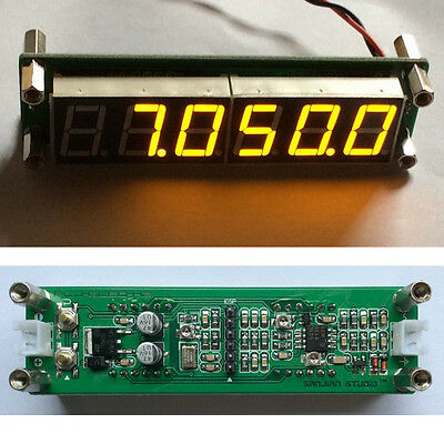 1MHz ~ 1000MHz RF Singal Frequency Counter Tester Meter Digital LED Ham Radio Y