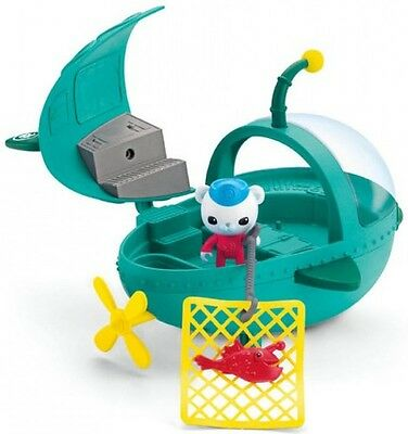 Fisher-Price Octonauts Gup A Deluxe Vehicle Playset, New, Free Shipping