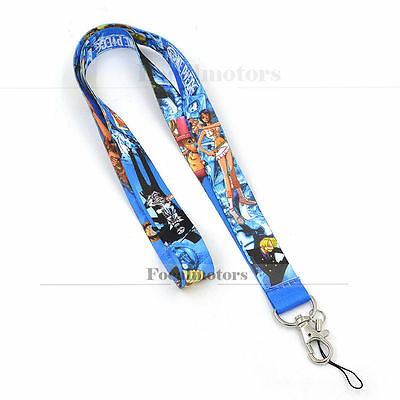 Hot One Piece Anime Neck Strap Lanyard For Phone Keys ID Card Free Shipping New