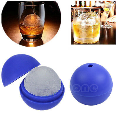 Wars Death Star Round Silicone Ice Cube Tray Desert Sphere DIY Mould Mold Tool