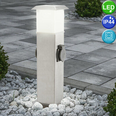 Distribution outlet 3 Watt LED outdoor lamp lamp Garden Power noble modern IP44