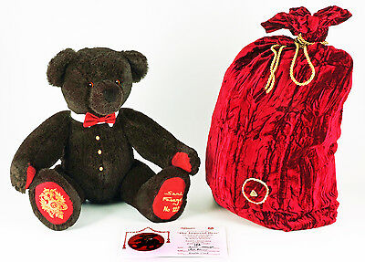 HERMANN SPIELWAREN/FABERGE The Imperial Bear. Limited Edition. Brand New & Tags.