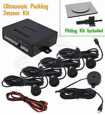 Citroen Backup Radar Parking Reverse Sensors System Kit With Sound Alert