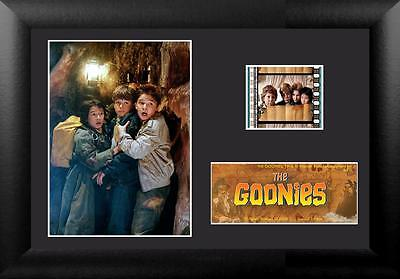 "THE GOONIES 1985 Adventure Comedy FRAMED MOVIE PHOTO and FILM CELL 5"" x 7"" New"