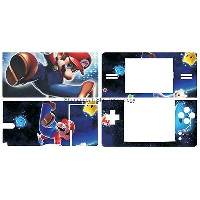 Vinyl SUPER MARIO star case Cover Decal for Nintendo DS Lite Sticker NDSL -120