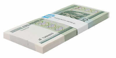 Belarus 100 Rublei X 100 Pieces (PCS), 2000, P-26a, UNC, Bundle, Pack