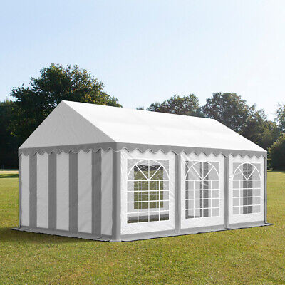 partyzelt 3x6 m pvc pavillon gartenzelt bierzelt zelt verst rktes stahlgestell eur 469 50. Black Bedroom Furniture Sets. Home Design Ideas