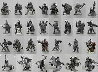 Citadel Pre Slotta Chaos Warriors/Jabberwocky/Leaping Slomm Two Face/Wizard etc
