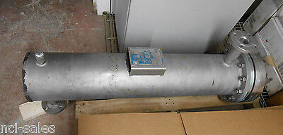Yula Pure Water Cooler Wcv-2C-36As, 19781 Shell & Tube Heat Exchanger