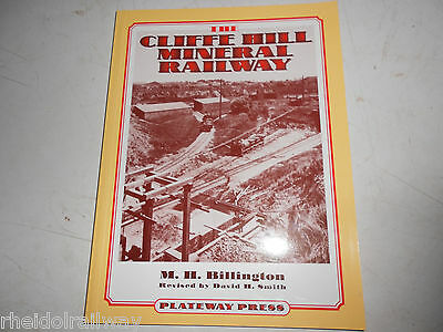Cliffe Hill Mineral Railway  leicestershire standard narrow gauge industrial