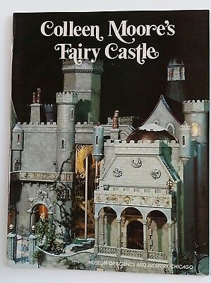 """Vintage 1981 """"Colleen Moore's Fairy Castle"""" Booklet - dollhouse, miniatures"""