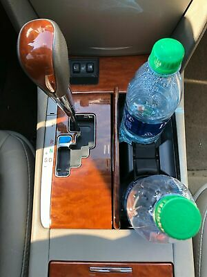Center Console Cup Holder insert Divider For Toyota Camry Fits 2007-2011 New