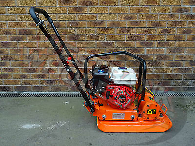 C80HC 6.5Hp PETROL ENGINE VIBRATING PLATE COMPACTOR WACKER  PLATE