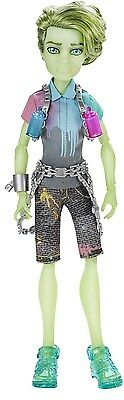 Monster High Haunted Student Spirits Porter Geiss Doll