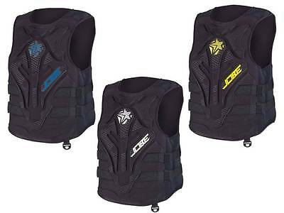 Jobe Ruthless Series Molded Vest Mens Buoyancy Aid Jetski Wakeboard Waterski