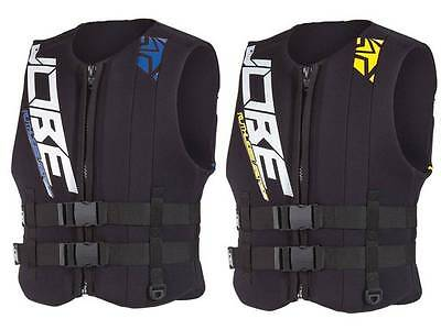 Jobe Ruthless Series Neo Vest Mens Buoyancy Aid Jetski Wakeboard Waterski