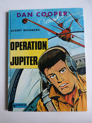 DAN COOPER : operation jupiter en EO 1979
