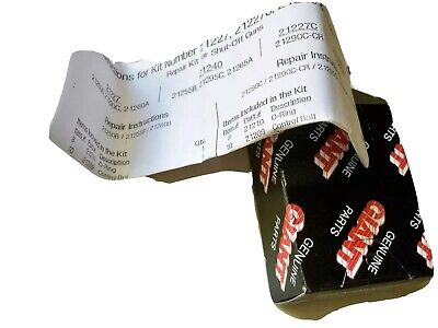 Giant # 21227 - Repair Kit NEW For 21250, 21260, 21290 Non Weep Trigger Guns