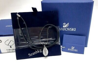 Swarovski Torrent Shell Pendant, Necklace Crystal Sea Shell Authentic 1181364