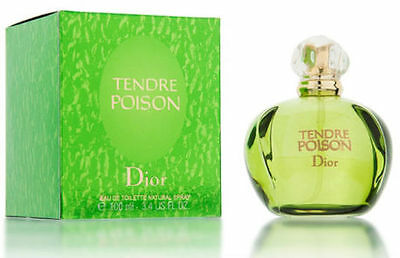 Tendre Poison 100ML Eau De Toilette Nuovo