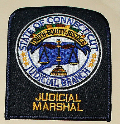 STATE OF CONNECTICUT Judicial Branch Judicial Marshal Connecticut CT