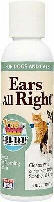 Ark Naturals Ears All Right 4oz for Dogs and Cats
