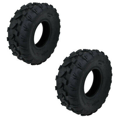 "2pcs 19x7- 8"" Front Tubeless Tyre Tire for 125cc 150cc Quad ATV Buggy 19x7.00-8"